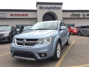 2013 Dodge Journey RT, LOADED, AWD, ONE OWNER TRADE