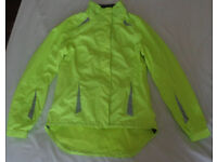 Ladies bicycle jacket size 8/10 for sale for £10