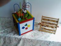 zoo house play box