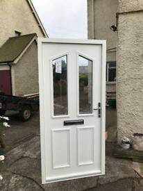 timber exterior door