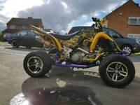 Raptor 700r road legal show quad