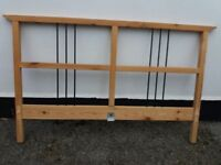 2 Double Ikea Bed Frames