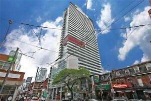 FANTASTIC 2 BED + DEN + 2 BATH AT KING AND SPADINA FOR SALE