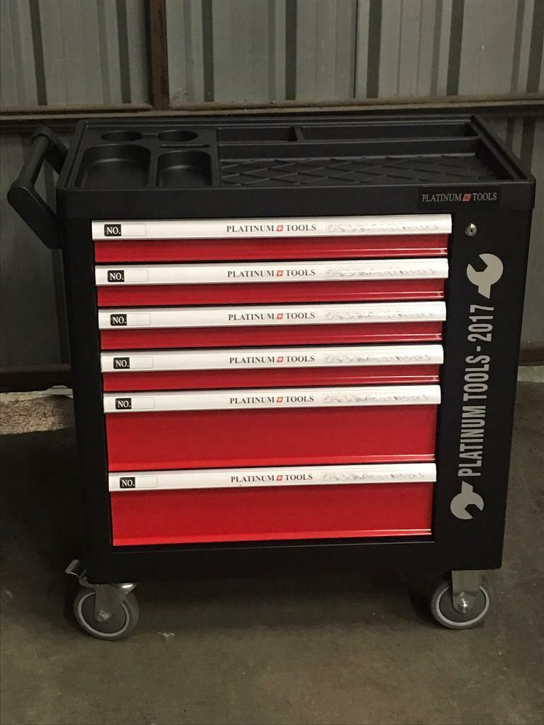 New Platinum Tool Box chest Full with Tools   in Dungannon, County ...