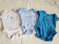 0 to 3 Months Vest Bundle