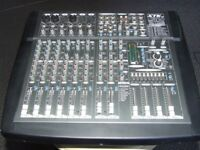 300w x2 (Stereo) Mixer Amp or 600Watt mono FULLY WORKING AND IN VERY GOOD CONDITION.