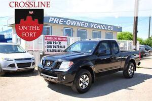 2012 Nissan Frontier PRO-4X - 4x4