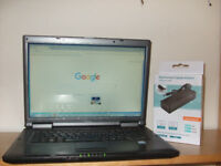 Fujitsu Siemens Core Duo Laptop (wi fi and internet ready)