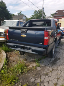 Chevy avalanche for sale or parts