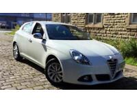 2015 Alfa Romeo Giulietta 1.4 TB MultiAir Distinctive 5d Manual Petrol Hatchback