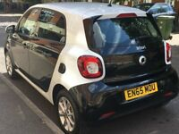 Smart Forfour 1.0 Passion (Auto) Great condition, full service