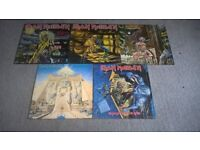 iron maiden vinyl albums