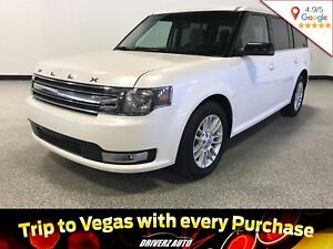 2013 Ford Flex SEL CLEAN CARPROOF, REMOTE START, 7 SEATER