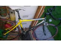 Man's Giant road bike for sale