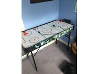 Carbrini 4ft air hockey table