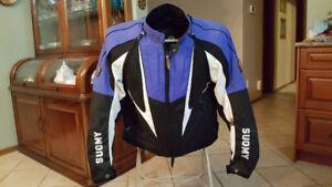 Suomy Men's Motorcycle Jacket