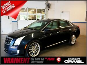 2014 Cadillac XTS Twin Turbo Vsport Platinum AWD