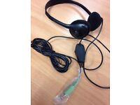 Logitech earphones all NEW in sealed package
