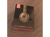 Beats Dre Studio 2 Wireless Headphones titanium