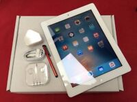 Apple iPad 2 16GB WiFi, White Silver, WARRANTY, NO OFFERS