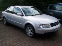 RARE VW PASSAT B5 2.8 V6 4 MOTION FULLY LOADED AUTO MOT,D MARCH 2018 £1295