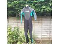 Girl's C-skins Element wetsuit aged 10