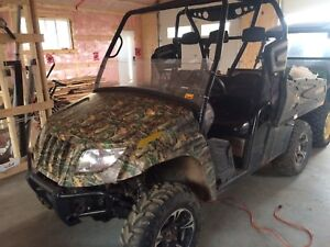 2014 arctic cat 700 hdx