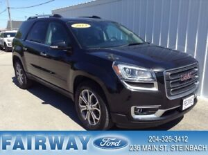 2013 GMC Acadia SLT AWD SLT-2 Luxury