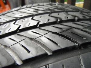 2 Cooper Hercules Roadtour All Season Tires 205/65/16 2 Seasons