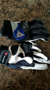 Dainese XS gloves