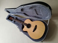 Left handed lefty lh Faith Venus Natural Series Electro-Acoustic + £120 EXTRAS! Price £385 ONO