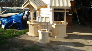 New Large and Small Wishing Wells