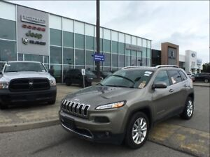 2017 Jeep Cherokee Limited NAV BACKUP CAMERA