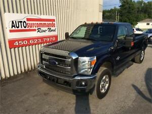 2012 Ford Super Duty F-250 SRW XLT -- DIESEL --