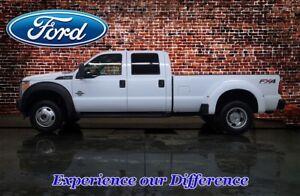 2013 Ford F-450 XL FX4 4X4 Crew Cab Dually