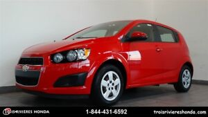 2014 Chevrolet Sonic LS bluetooth
