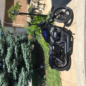 2008 Harley nighster