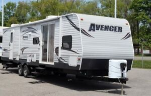 Avenger 36BHD by Prime Time