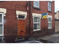 **LET BY** 2 BEDROOM PROPERTY-RILEY STREET-BURSLEM-LOW RENT- DSS ACCEPTED- NO DEPOSIT- PETS WELCOME^
