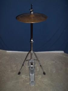 Cymbale de Charleston (Hi-hat)