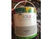 Brand new paint