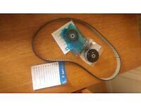 Timing belt kit for vauxhall 1.8 petrol