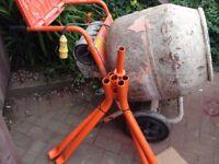 Cement Mixer, Belle 110V