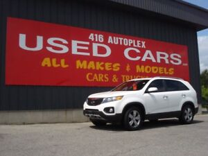 2012 Kia Sorento EX V6 AWD Leather