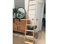 Loft ladder wooden