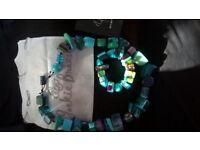 Jackie Brazil Necklace & Bracelet to sell