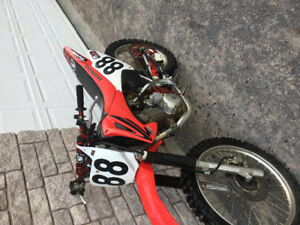 Selling my mint condition 07 CRF 230f