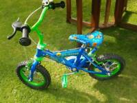 CHILDRENS BIKES SMALL & MEDIEM