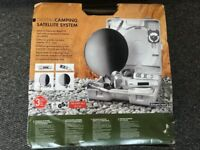 Silvercrest Digital Camping Satellite System