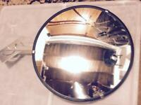 Security blind spot mirrors x2